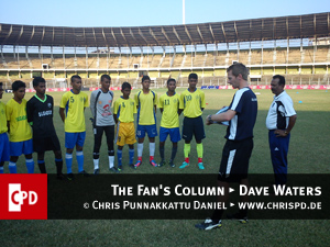 The Fan's Column - Dave Waters