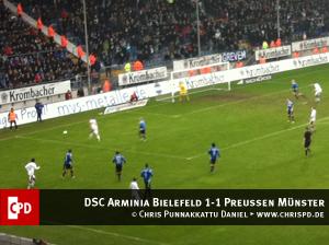 arminia bielefeld league table