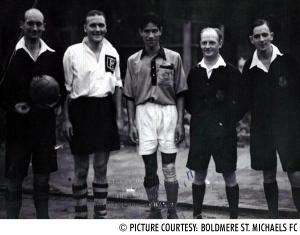 Indian national football team in 1948 (www.chrispd.de)
