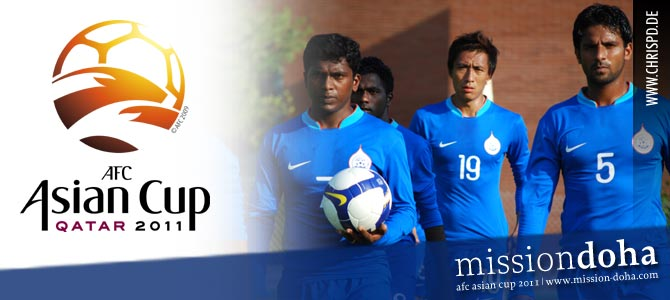 AFC Asian Cup 2011 - India