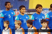 India at the AFC Asian Cup 2011