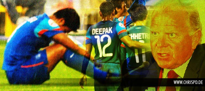 Indian football - Just a waste of time?