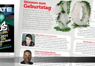 Update Magazin - Mai