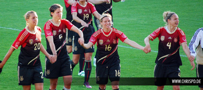 Germany - Women's national team