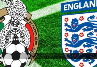Mexico vs England