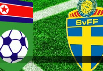 Korea DPR vs Sweden