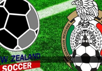 New Zealand vs Mexico