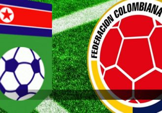 Korea DPR vs Colombia