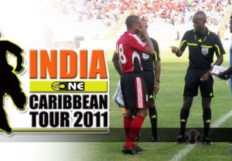 +ONE India Caribbean Tour 2011 – Trinidad & Tobago vs India