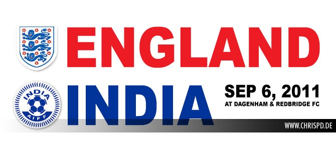 England C vs India - September 6, 2011