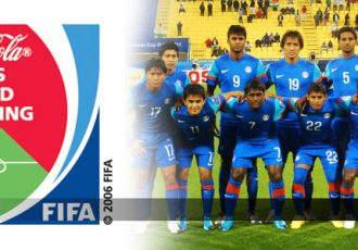 FIFA/Coca-Cola World Ranking - India