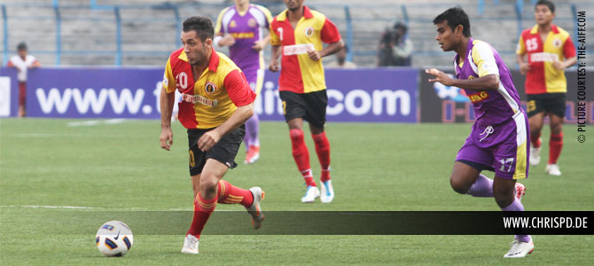 Prayag United SC 1-1 East Bengal Club