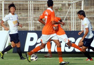 Sporting Clube de Goa 0-0 Pailan Arrows