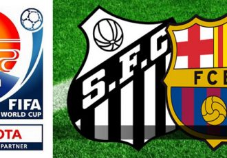 FIFA Club World Cup 2011 - Final - Santos FC vs FC Barcelona