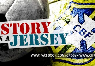 History in a Jersey - Brazil