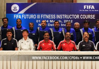 FIFA Futuro III Fitness Instructor Course