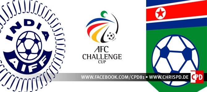 AFC Challenge Cup: India vs DPR Korea