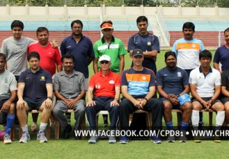 AIFF Coaches Workshop