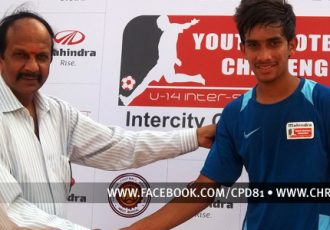 Mahindra Youth Football Challenge 2012