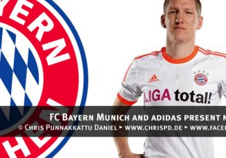 FC Bayern Munich away kit 2012/13