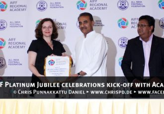 AIFF Platinum Jubilee celebrations kick-off with Academy launch