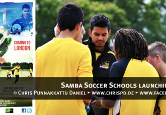 Samba Soccer Schools launching in London
