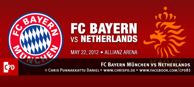 Disappointed FC Bayern to take on the Netherlands » The ...