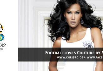 Football loves Couture by Marie Amière