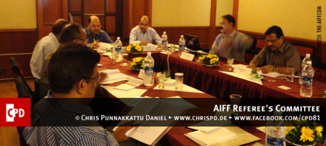 AIFF Referee's Committee