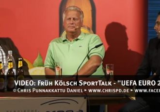 "VIDEO: Früh Kölsch SportTalk - ""UEFA EURO 2012 Review"""