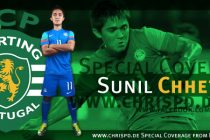 Sunil Chhetri at Sporting Clube de Portugal [Special Coverage]
