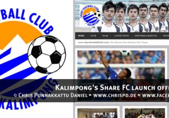 Kalimpong's Share FC launch official website