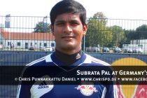 Subrata Pal at RB Leipzig