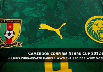 Cameroon confirm Nehru Cup 2012 participation
