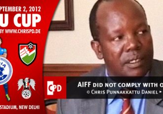 Kenya: AIFF did not comply with our requests