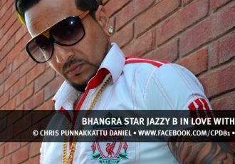 Bhangra star Jazzy B in love with Liverpool FC