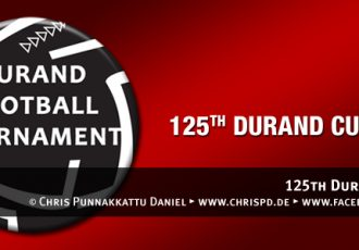 125th Durand Cup 2012