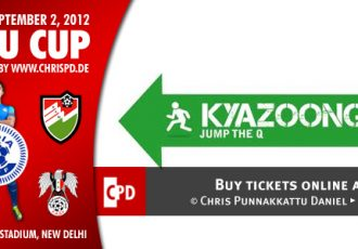 Buy Nehru Cup tickets online at KyaZoonga