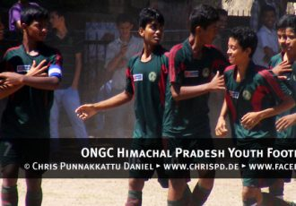ONGC Himachal Pradesh Youth Football Festival