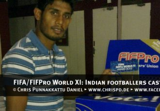 FIFA/FIFPro World XI: Indian footballers cast their votes - Syed Rahim Nabi