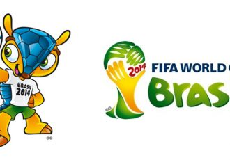 2014 FIFA World Cup mascot Armadillo