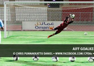 AIFF Goalkeeping Course