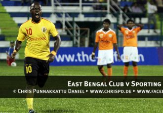East Bengal Club v Sporting Clube de Goa