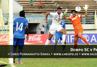 Dempo SC v Pailan Arrows