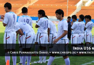 India U16 national team