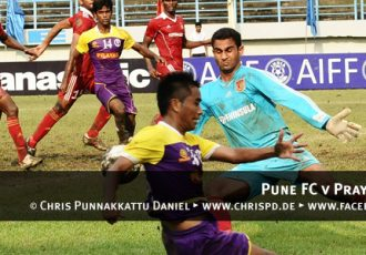 Pune FC v Prayag United SC
