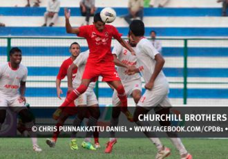 Churchill Brothers SC v Air India