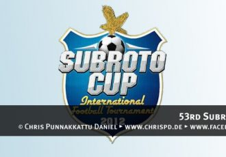 53rd Subroto Cup 2012