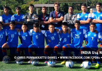 India U14 national team