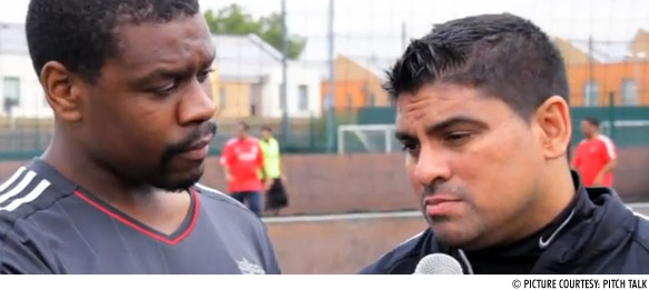 Judan Ali on Asians in English football, what's stopping them